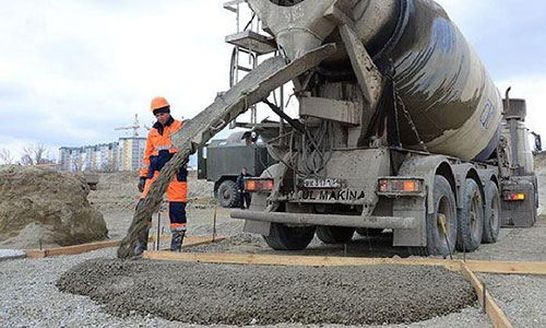 Доставка бетона Щелково